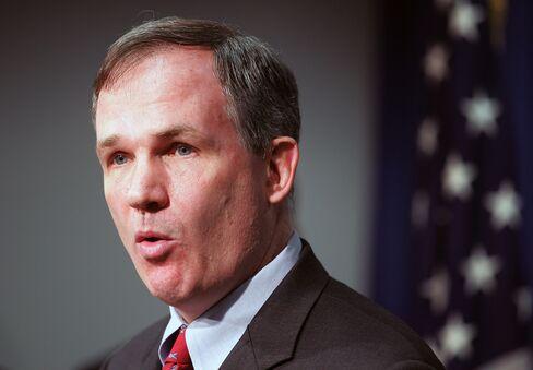 U.S. Attorney Patrick Fitzgerald