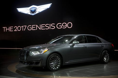 Inside The 2016 North American International Auto Show (NAIAS)