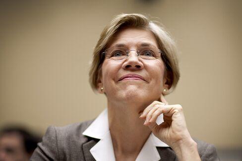 Elizabeth Warren Said to Head to Senate Banking Committee