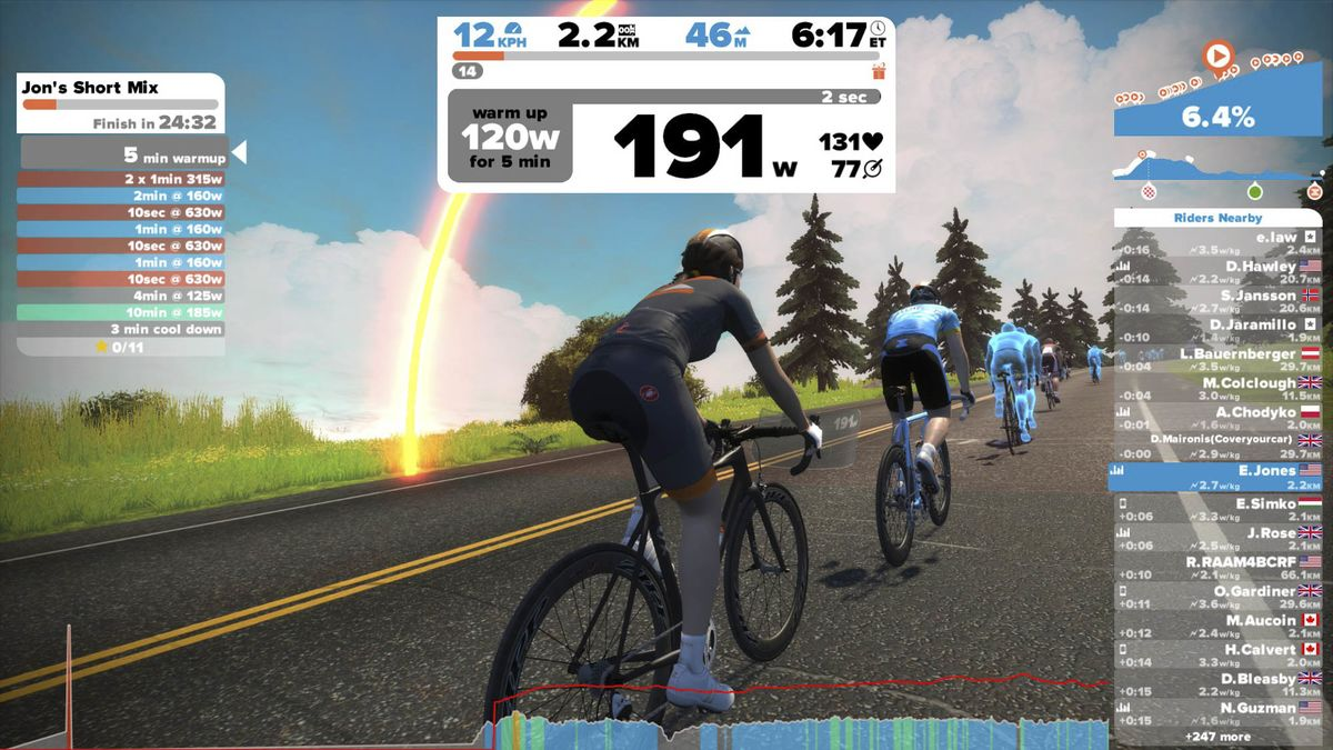 Cycling App Zwift Gets $120 Million in ESports Push - Bloomberg