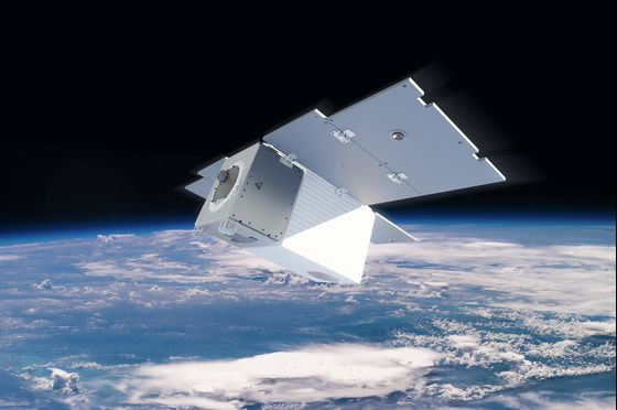 Satellite Constellation Set to Unmask World's Super Polluters
