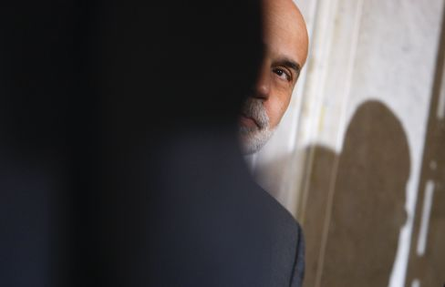 Stocks Rally With Bernanke Bond Purchases QE Buoys S&P 500
