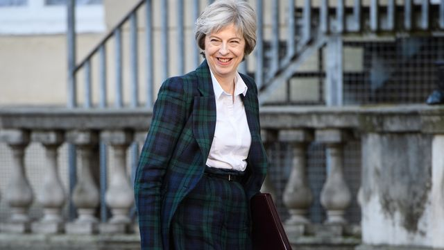 May Hits the Phones With Key EU Players to Pitch Her Brexit Plan