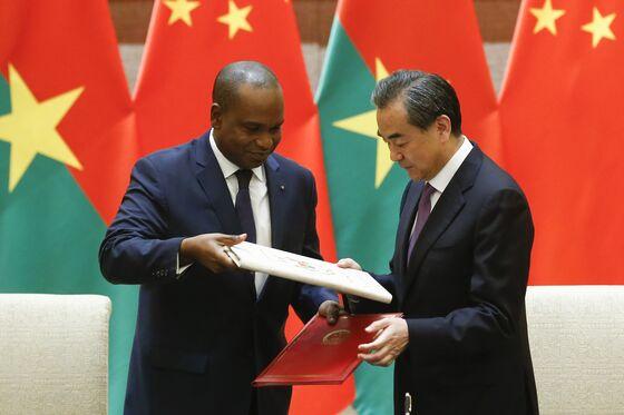 China Cements Fresh Burkina Faso Ties With Hospital, Highway