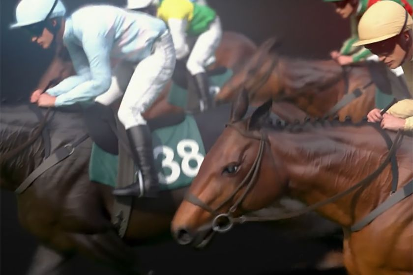 relates to Britain's Grand National Goes Virtual to Keep Gamblers Engaged