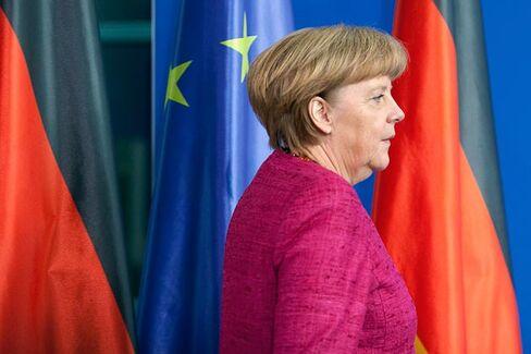 Angela Merkel's Years in East Germany Shaped Her Crisis Politics