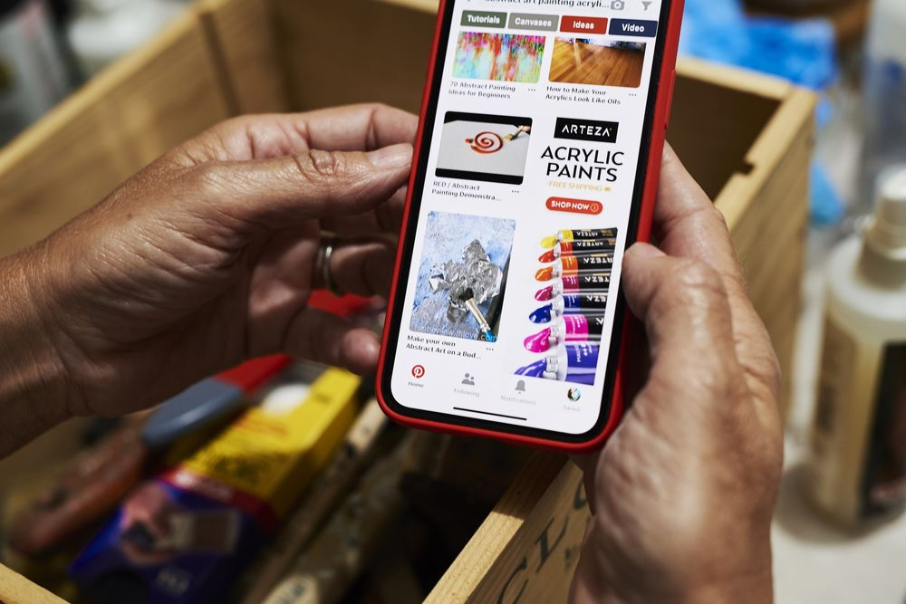 Google Search Moves Hurt Pinterest's Growth, IPO Filing Shows