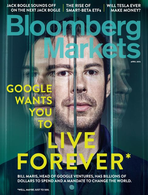 This story appears in the April 2015 issue of Bloomberg Markets.