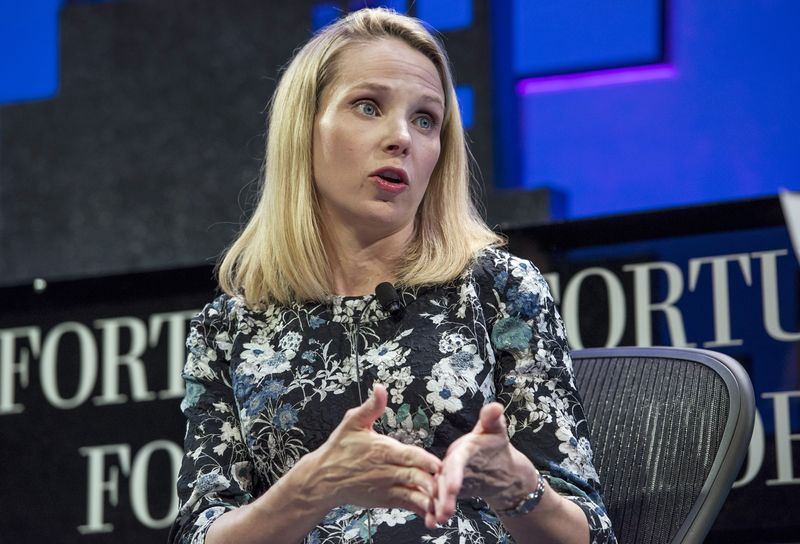 There Isn't Much Left of Marissa Mayer's Yahoo Golden Parachute