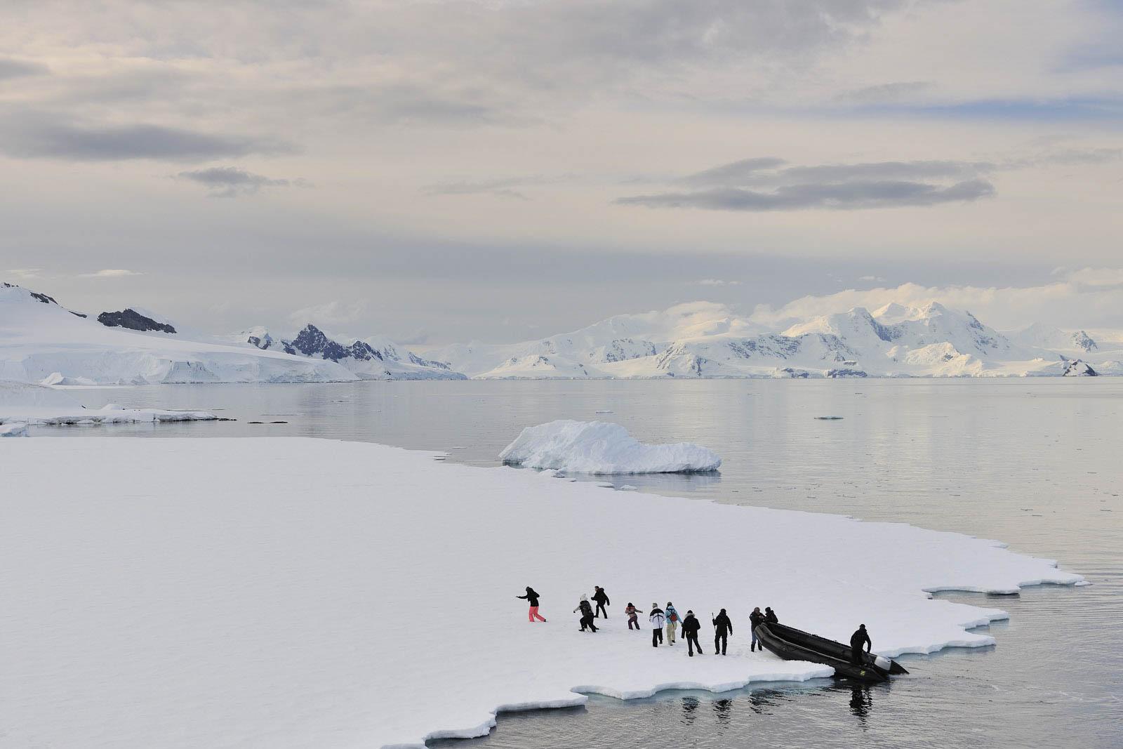 Beyond Antarctica