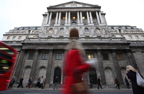 BOE Unanimous as Bond Buying Pace Approaches Market's Limit