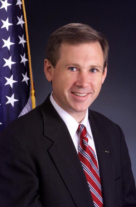 Representative Mark Kirk, a Republican from Illinois