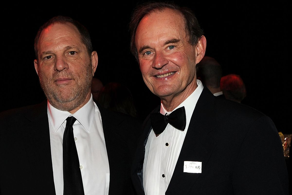 Super Lawyer Boies Is Entangled in Intrigue Over Weinstein