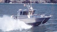J3200 Catamaran, Moose Boats Moose Boats