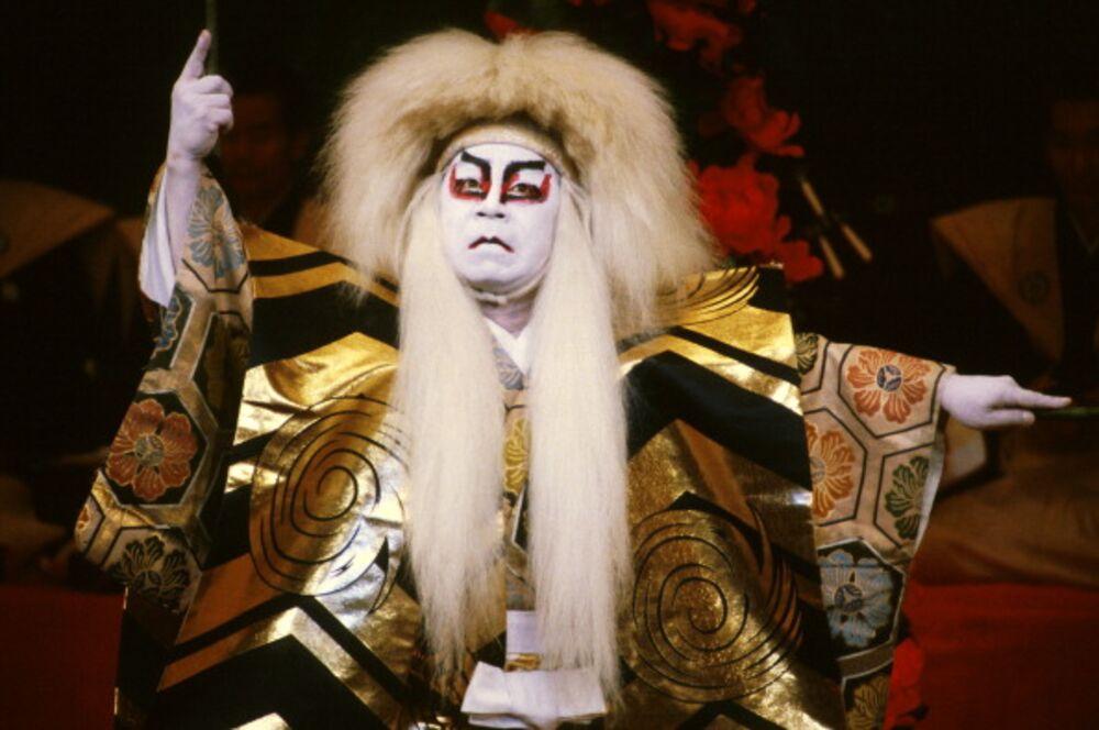 Image result for kabuki theater