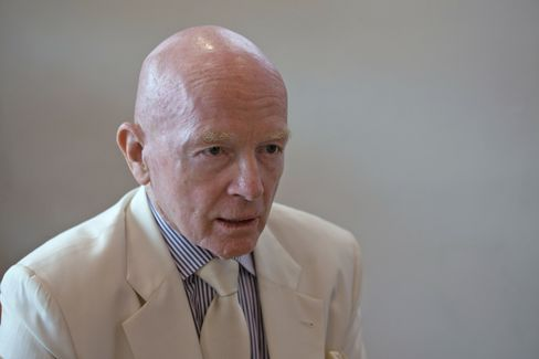 Templeton Asset Management's Emerging Markets Group Mark Mobius