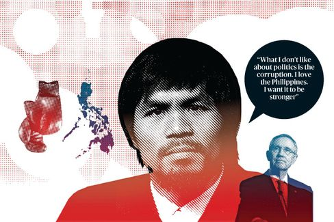 Manny Pacquiao on Being KO'd in Politics