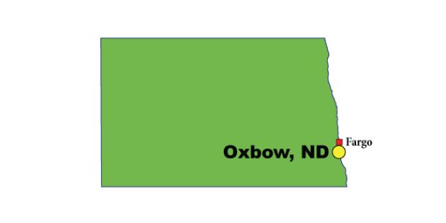 Most Expensive Suburb in North Dakota: Oxbow