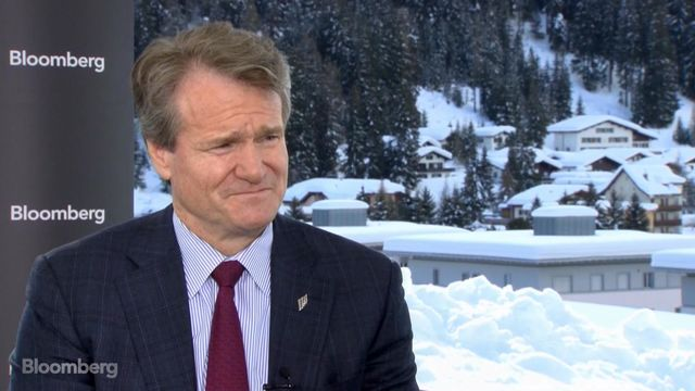Moynihan Says There's a '50-50 Chance' Next BofA CEO Is a