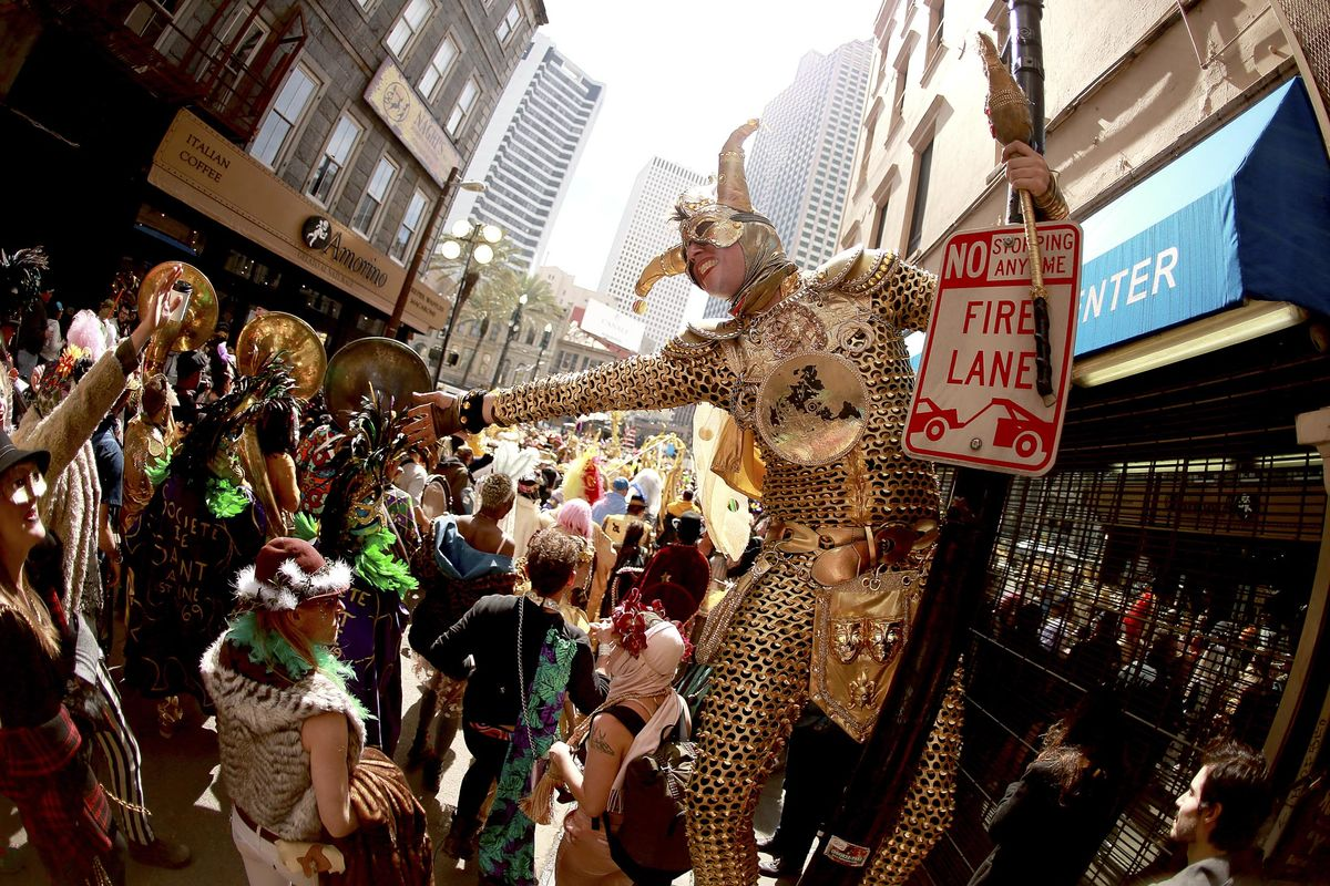 The Most Coveted Product at Mardi Gras Isn't Beads