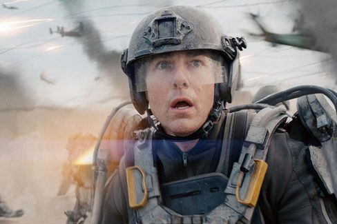Forget Fighting Aliens. Tom Cruise Can't Even Defeat Weepy Teens