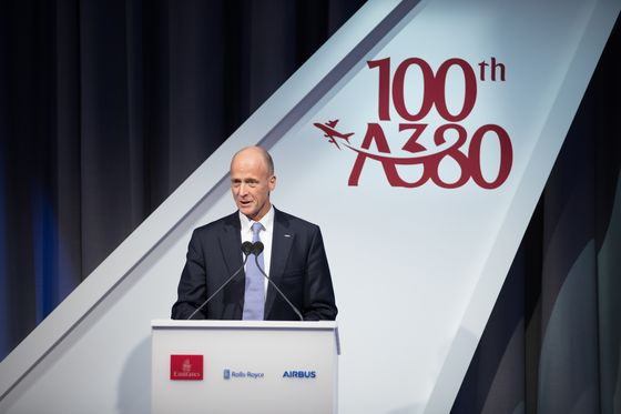 Airbus Is Clearing the Books for Its New CEO