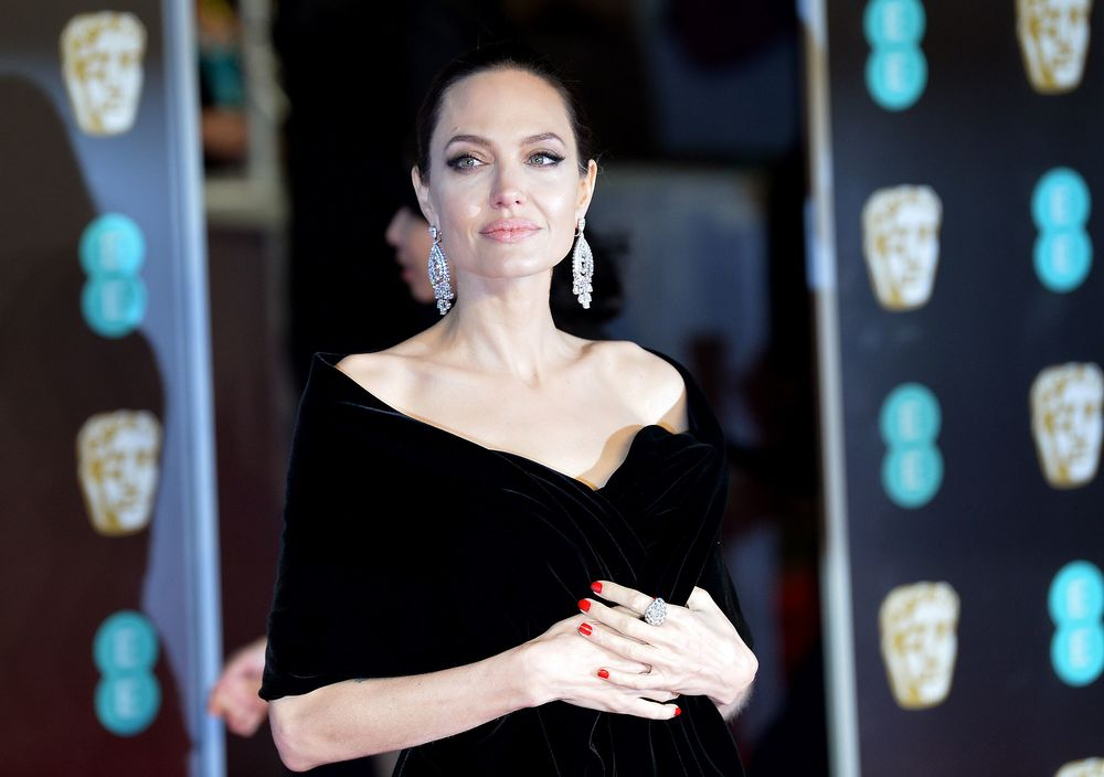 Angelina Jolie Not Ruling Out Public Office in Her Future