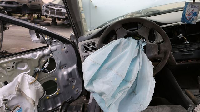 Takata Recalls 2.7M Airbags After Finding Drying Agent Doesn't Prevent Ruptures