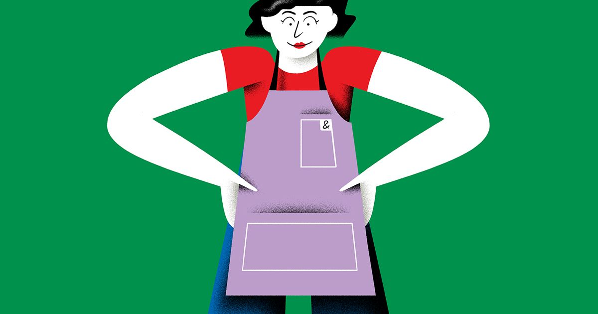 The Apron Entrepreneur's Advice For Starting a New Business