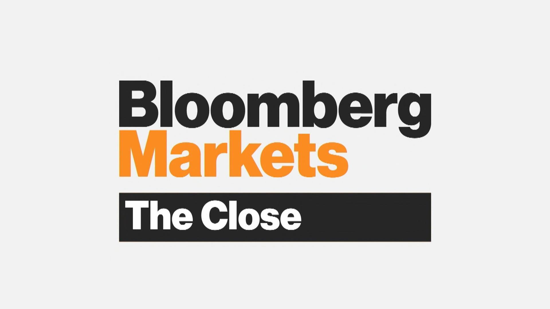 Bloomberg Markets: The Close' Full Show (7/26/2019) - Bloomberg