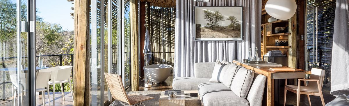 Discover Africa's Newest, Ultra-Luxury Safari Lodges