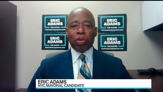 NYC Mayoral Hopeful Eric Adams Urges Revival of Scorned Anti-Gun Unit