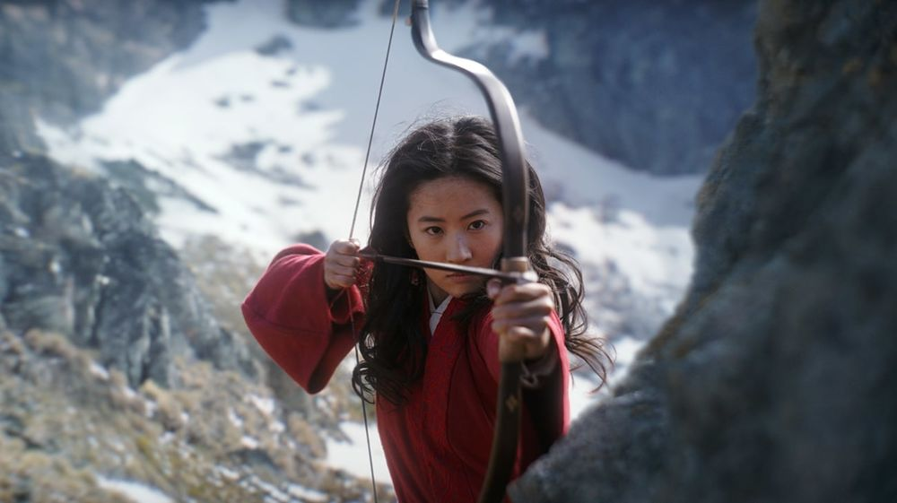 Walt Disney Co. and 'Mulan''s Post-Covid Path Is Streaming - Bloomberg