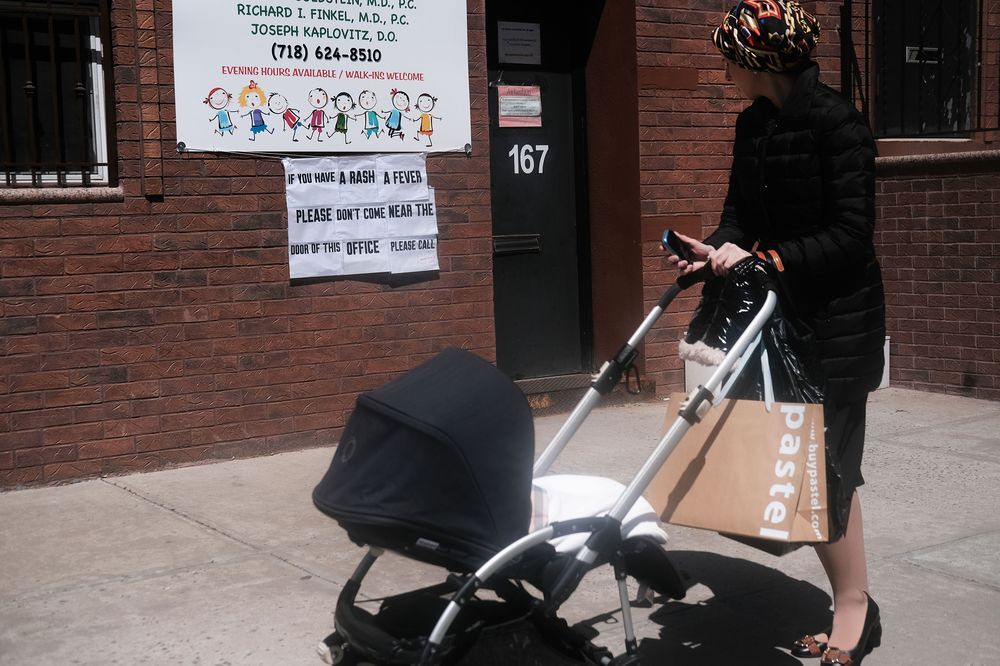 NYC Measles-Vaccine Order on Orthodox Jews Tests City's Power