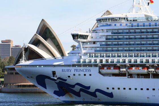 Cruise Ship Infamous for Triggering Virus Surge Leaves Australia