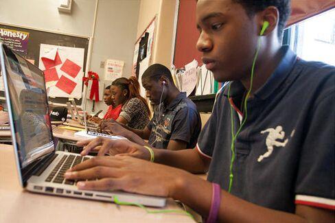 Why Obama Praised IBM's Brooklyn Education Model