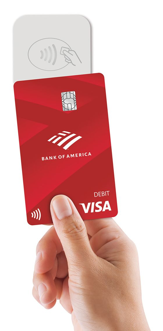 Credit Cards Are Turning Vertical With Tap-to-Pay Taking Off