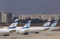 Israel's El Al Aircraft As Airline Plans Share Offer To Secure Bailout