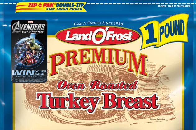 LAND O' FROST