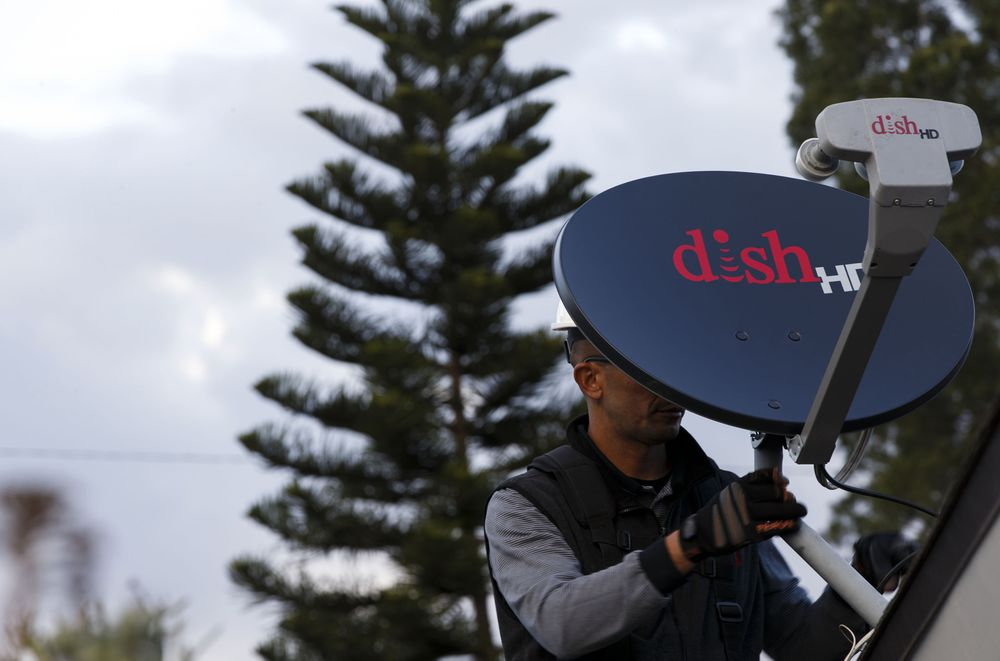 Dish Falls as Sprint Deal Threatens to Remove Potential Ally