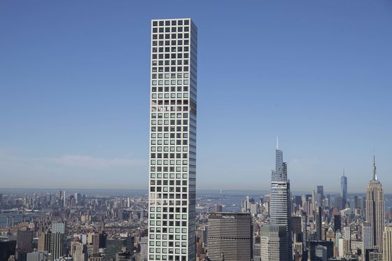 Penthouse at Manhattan's 432 Park Listed at $169 Million