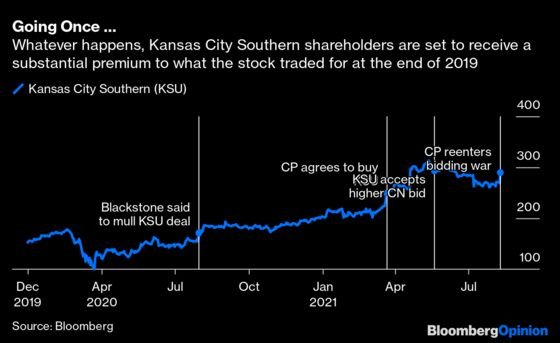 A $30 Billion Takeover Target Can Have Cake, Eat It Too