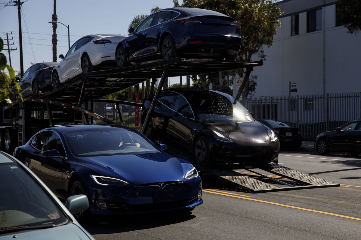 Tesla's Model 3 Demand May Lift Deliveries, TSLA Stock JMP ...