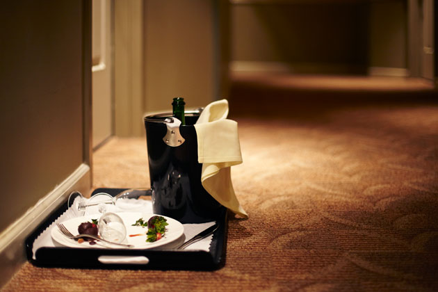 Room Service: Say Goodbye To Your Hotel's Overpriced Room-Service Menu