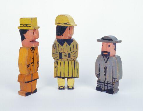 'Three Figures'