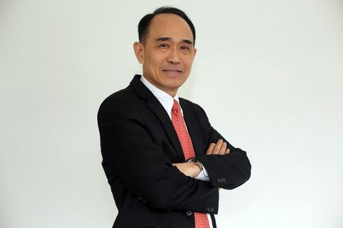 Siam Cement President Kan Trakulhoon