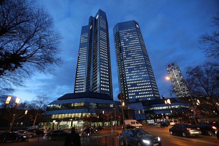 relates to How Deutsche Bank Drifted Into Its Whirlpool of Woes
