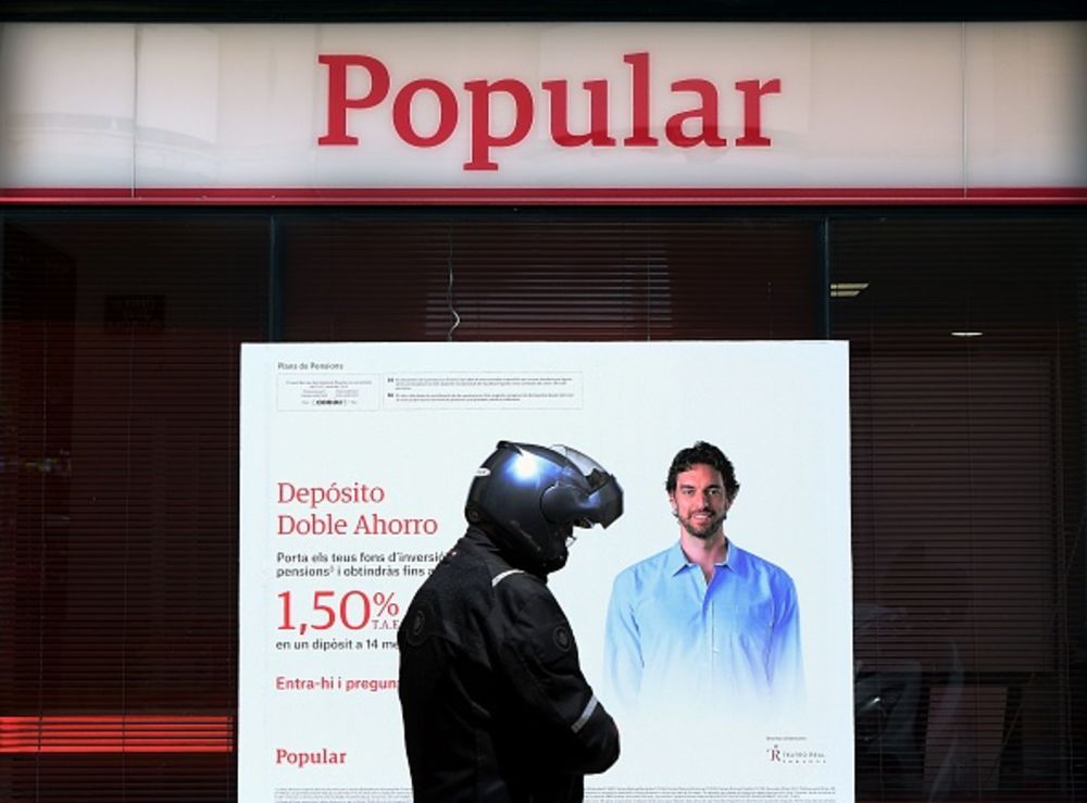 Here S What The Banco Popular Post Mortem Shows Bloomberg