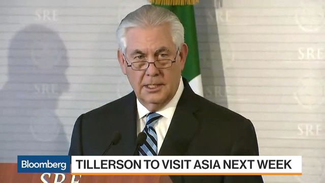 Tillerson to visit DMZ as part of S. Korean tour