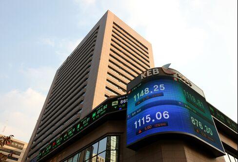Hana Pushes for Korea Exchange Takeover